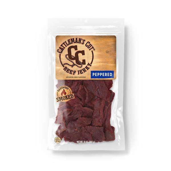 Peppered Cattleman's Cut Beef Jerky