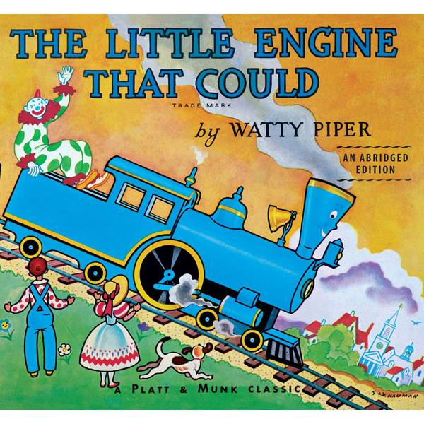 The Little Engine That Could Board Book
