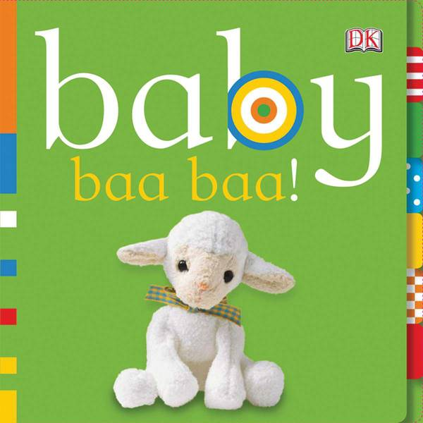 Baby Baa Baa Board Book
