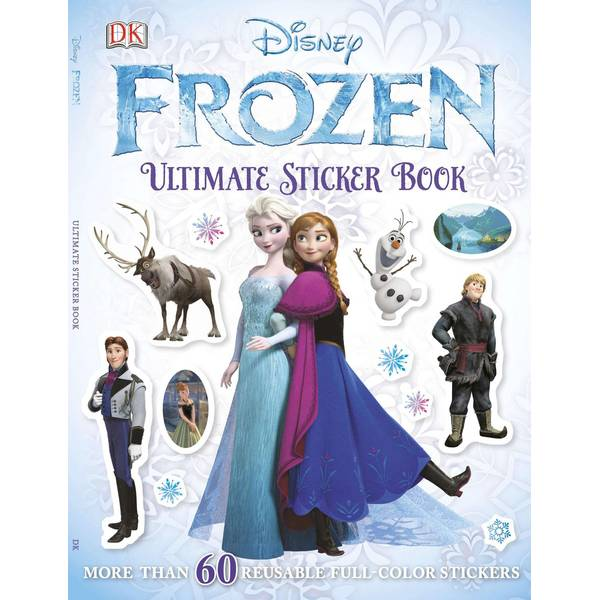 Frozen Ultimate Sticker Book