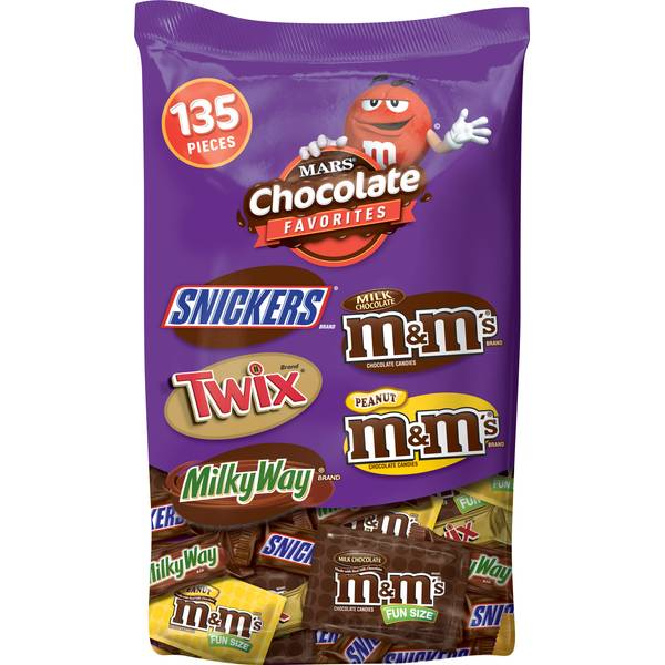 Mars Chocolate Variety Mix Candy Bars