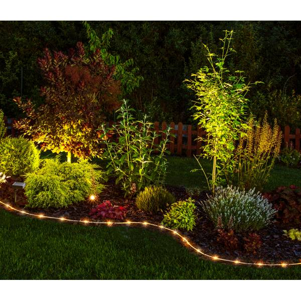 Solar Edge Lighting