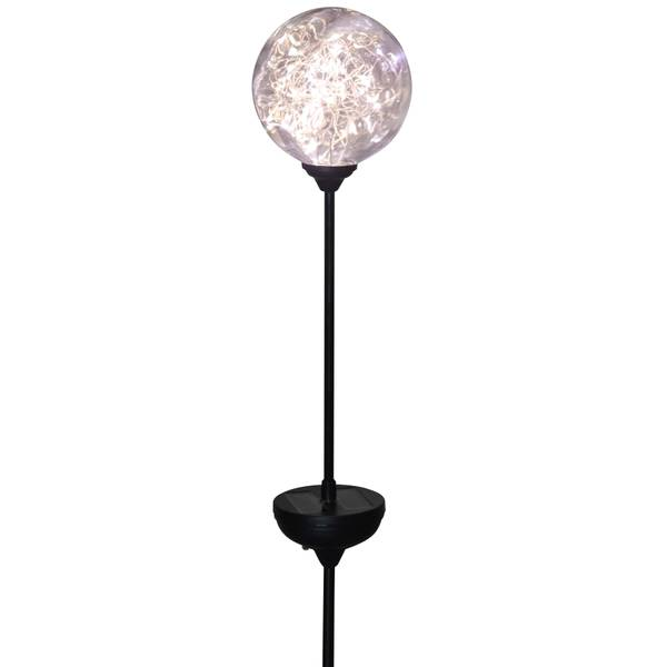 Micro LED Globe Stake Light