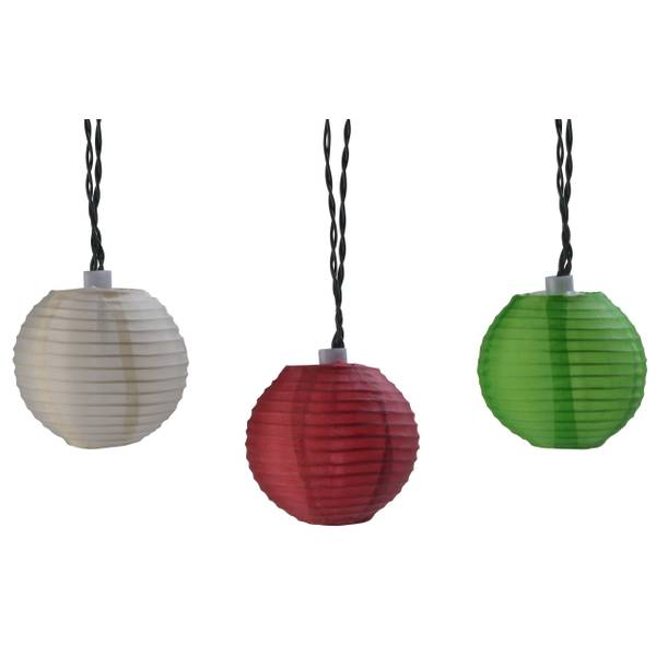 Solar String Lights Lanterns