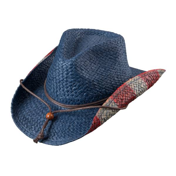 Men's Born Free USA Woven Western Hat