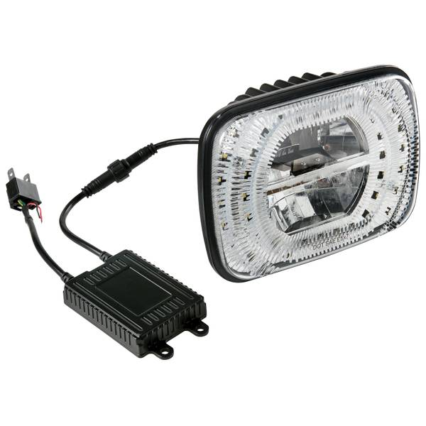 "5"" x 7"" Rectangular Headlight"