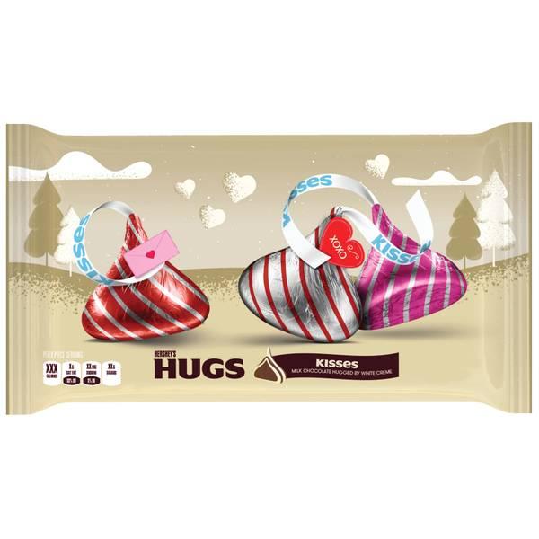 Milk Chocolate Hugs