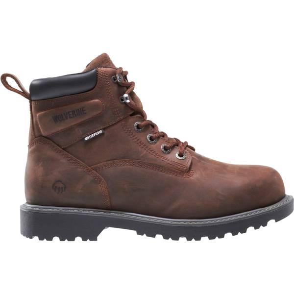 Men's Floorhand Steel Toe Boot