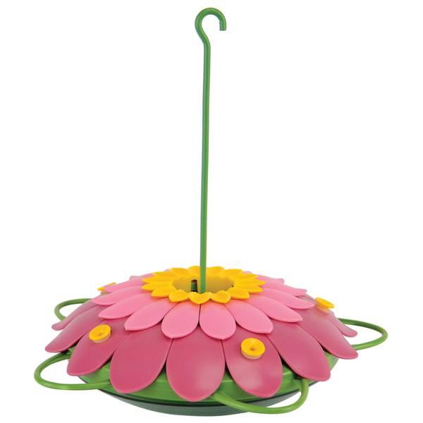 So Real Flower 5-Port Hummingbird Feeder