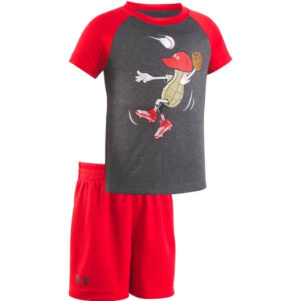 Baby Boys' Tee & Shorts Set