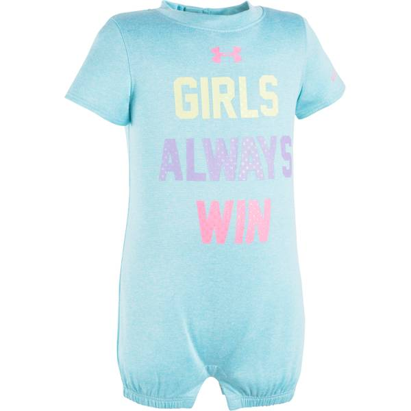 Baby Girls' 1-piece Shortall