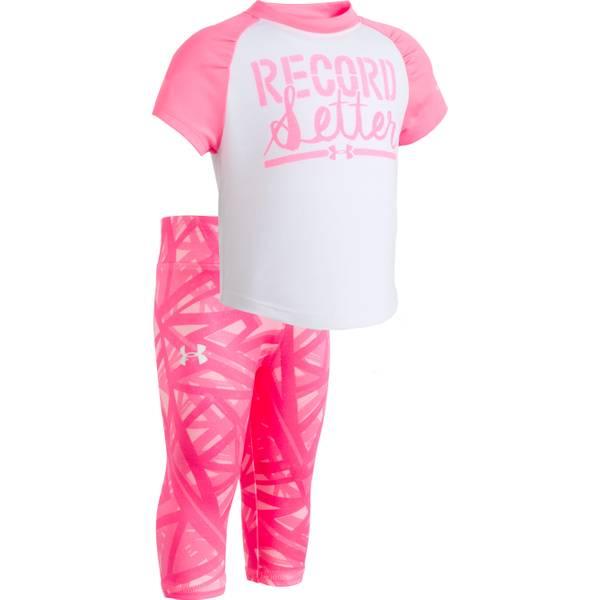 Baby Girls' Bodysuit & Capri Leggings Set