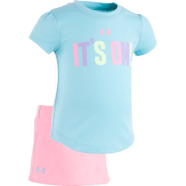 Baby Girls' Bodysuit & Skirt Set