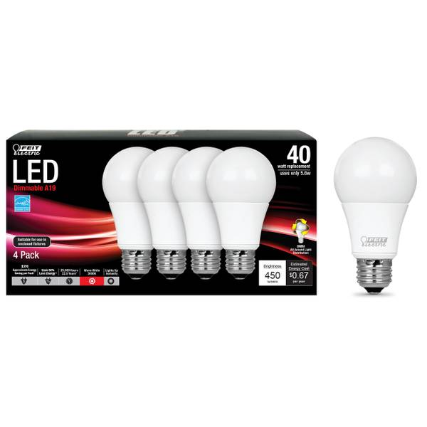 Dimmable LED Replacement Bulb