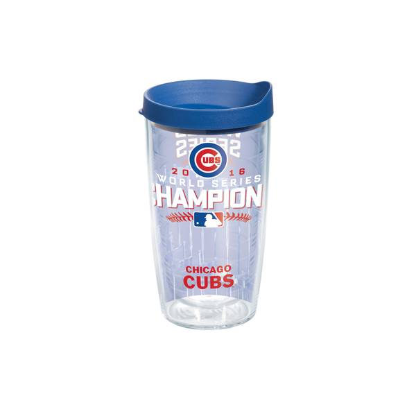 16 oz Chicago Cubs World Series Tumbler