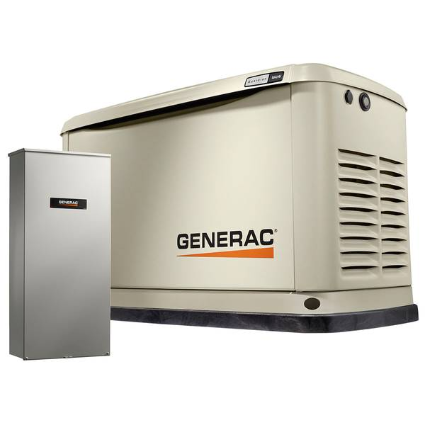 Guardian Air-Cooled Standby Generator