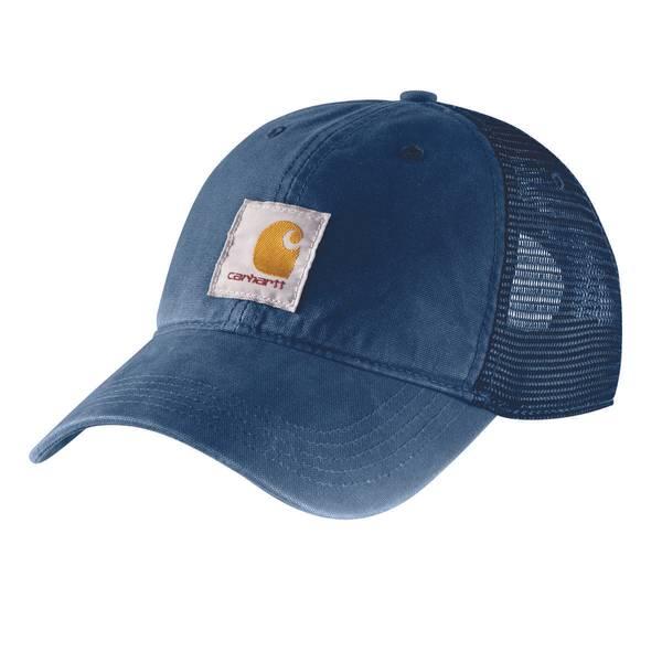 Men's Sandstone Meshback Baseball Cap