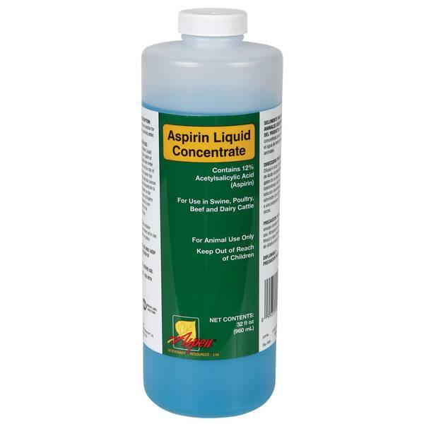 Aspirin Liquid Concentrate 32 oz