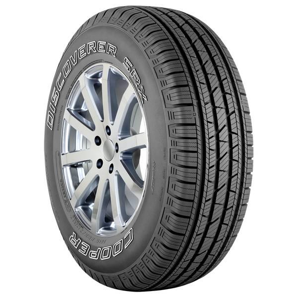 Cooper Tire 255 55r20 Xl H Discovr Srx Blk