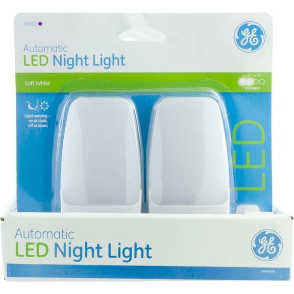 Automatic Led Night Light 2 Pack