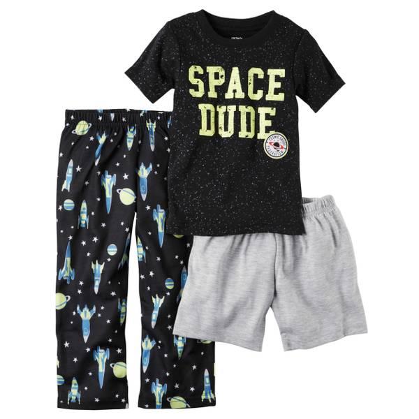 Baby Boys' 3-piece Pajamas