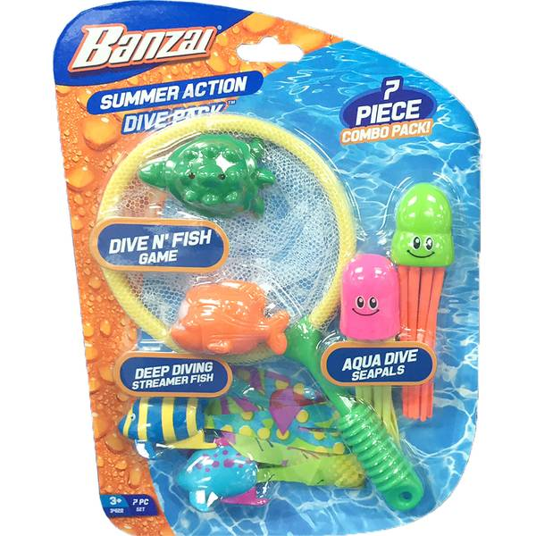 Summer Action Splash Pack