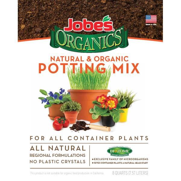 8qt Organics All Purpose Soil