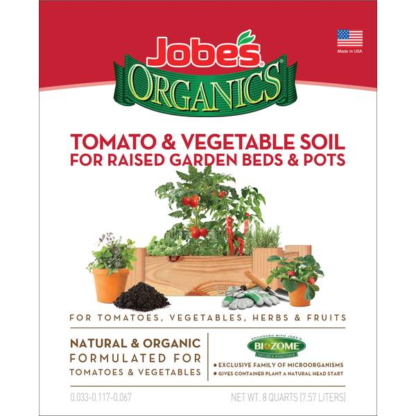 8qt Organics Tomato and Veg Soil