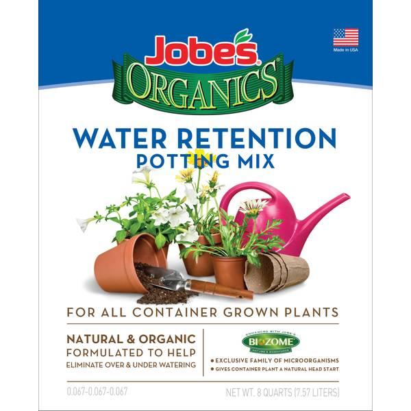 8qt Organics Water Retain Soil