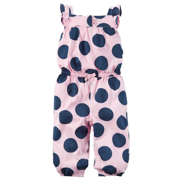 Baby Girls' Jumpsuit
