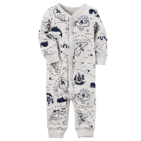 Baby Boys' Footless Sleep & Play
