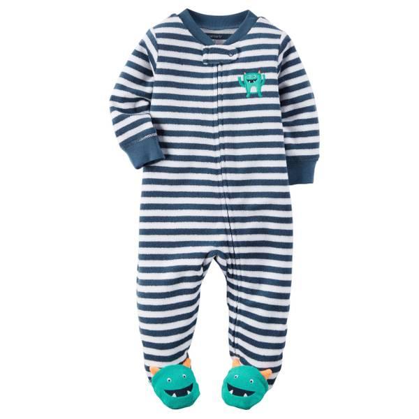 Baby Boys' Terry Sleep & Play