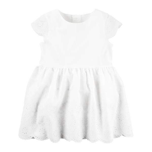 Baby Girls' Eyelet Dress
