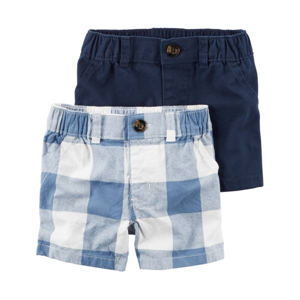 Baby Boys' 2-pack Shorts Set
