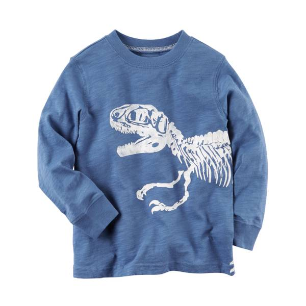 Boys' Long Sleeve Tee