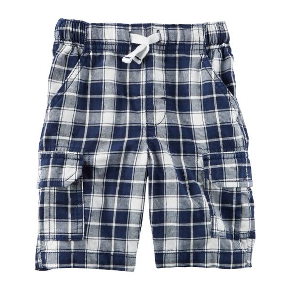 Boys' Canvas Short