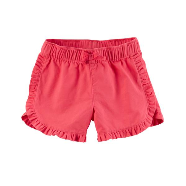 Girls' Ruffle Short