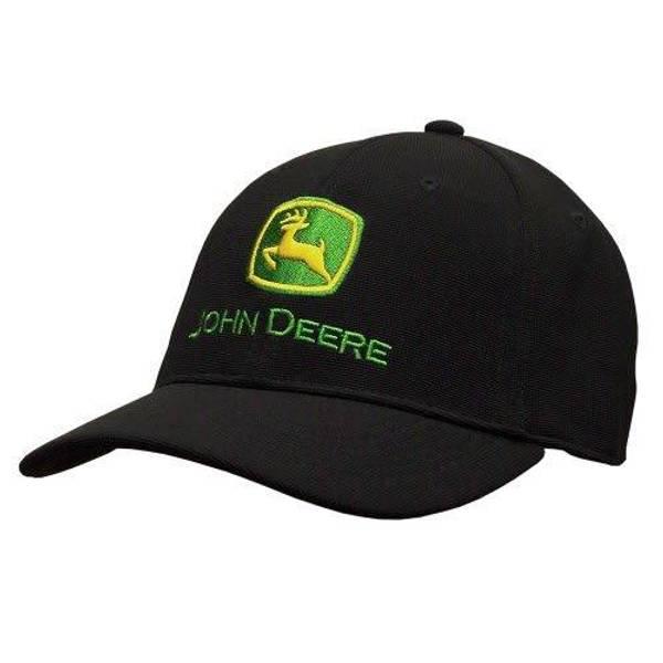 Men's John Deere Stretch Band Back Cap