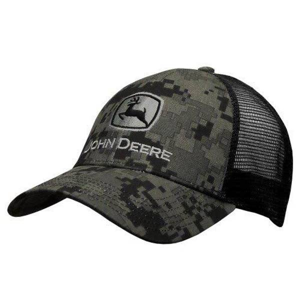 Men's John Deere Mesh Back Cap