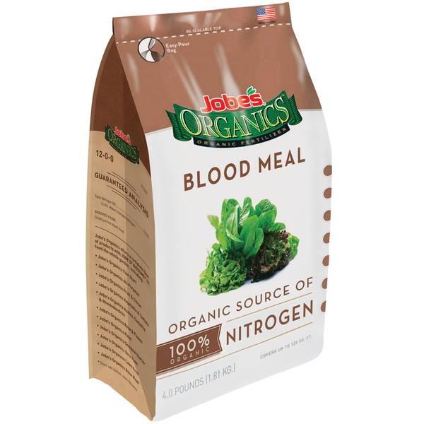 Organics Blood Meal Fertilizer