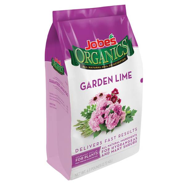 Organics Garden Lime Fertilizer