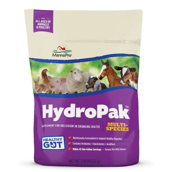 Hydro Pak Nutritional Supplement