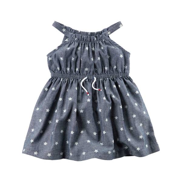 Baby Girls' Americana Dress