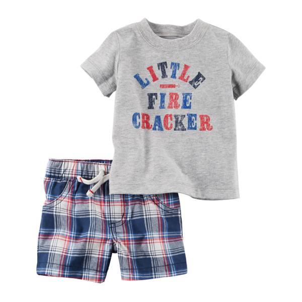 Baby Boys' 2-piece Americana Set