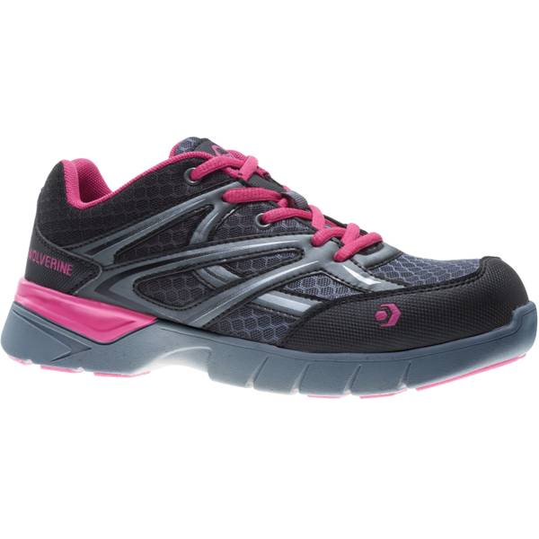 Women's Jetstream Composite Toe Work  Shoe