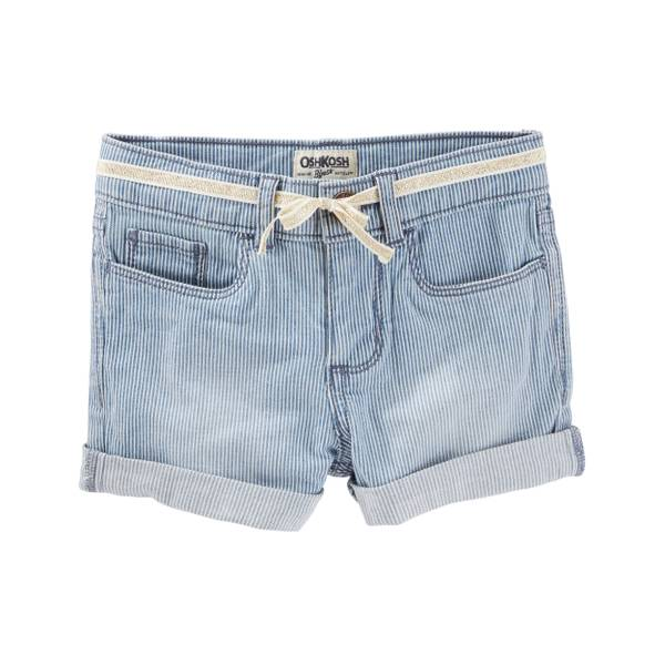 Girls' Denim Shorts