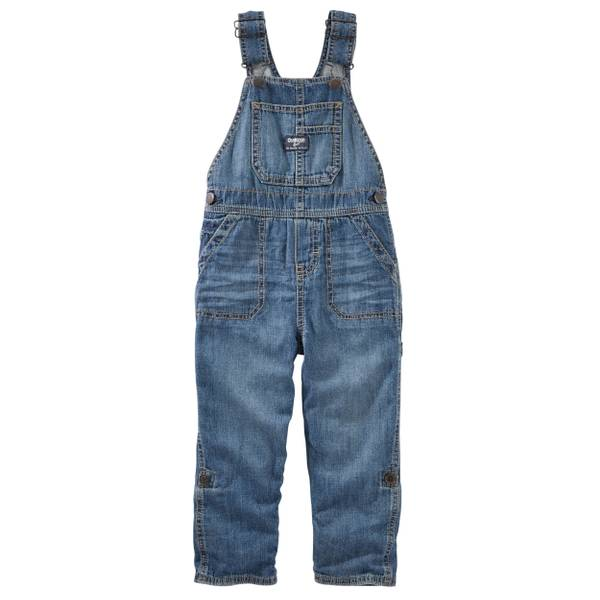 Baby Boys' Lined Overalls