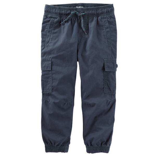 Boys' Cargo Jogger Pants