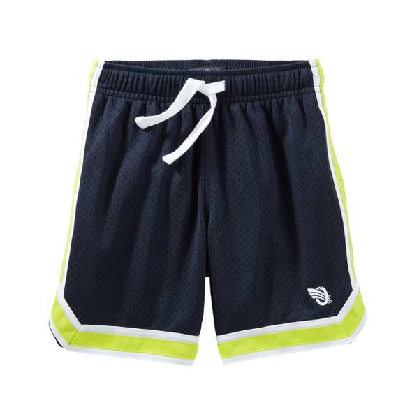 Boys' Active Mesh Shorts