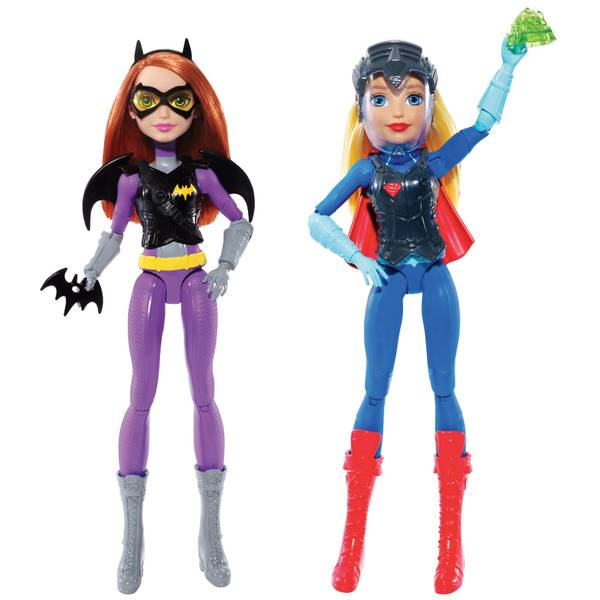 DC Super Hero Girls Batgirl Doll Assortment
